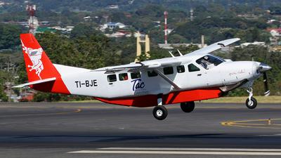 TI-BJE - Cessna 208B Grand Caravan - TAC Airlines -Transportes Aéreos Costarricense-
