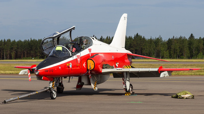 HW-370 - British Aerospace Hawk Mk.66 - Finland - Air Force