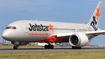 VH-VKD - Boeing 787-8 Dreamliner - Jetstar Airways
