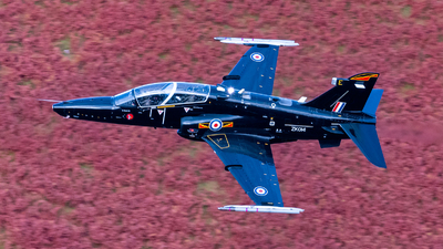 ZK017 - British Aerospace Hawk T.2 - United Kingdom - Royal Air Force (RAF)