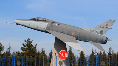 54-1756 - North American F-100C Super Sabre - Turkey - Air Force