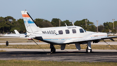 N646SC - Piper PA-31P Pressurized Navajo - Sun Care Air Ambulance
