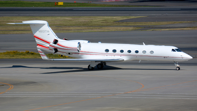 N801TM - Gulfstream G550 - Private