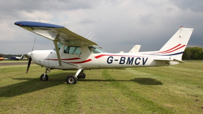 G-BMCV - Reims-Cessna F152 - Private