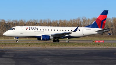 N632CZ - Embraer 170-200LR - Delta Connection (Compass Airlines)
