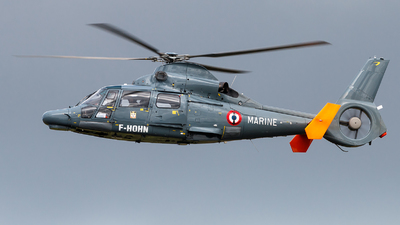 A picture of FHOHN - Eurocopter AS 365N1 Dauphin 2 -  - © Alexis Boidron