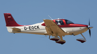 D-EOCK - Cirrus SR22-GTSx Turbo - Cirrus Aviation