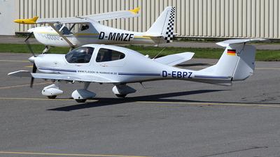 D-EBPZ - Diamond DA-40D Diamond Star TDI - Badisch-Pfälzischer Flugsportverein (BPFV)