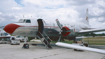 N8277Q - Convair C-131F Samaritan - Private