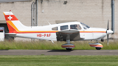 A picture of HBPAF - Piper PA28180 - [287505200] - © Alexandre Fazan