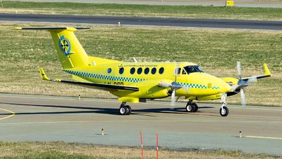 LN-BSD - Beechcraft B200GT Super King Air - Babcock Scandinavian AirAmbulance