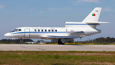 17401 - Dassault Falcon 50 - Portugal - Air Force