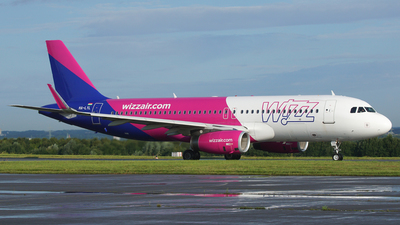 A picture of HALYL - Airbus A320232 - Wizz Air - © S. Eckhardt