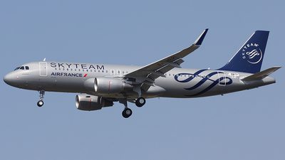 A picture of FWWTP - Airbus A320200N - Airbus - © Yvan Panas