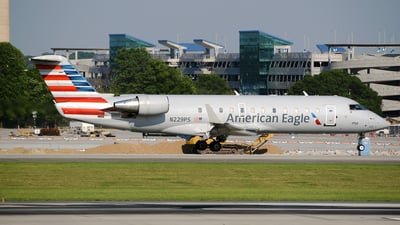 N229PS - Bombardier CRJ-200ER - American Eagle (PSA Airlines)