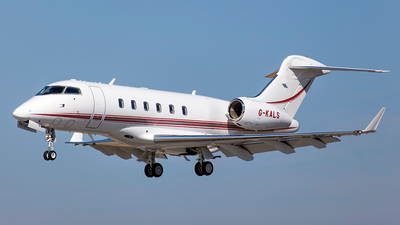 G-KALS - Bombardier BD-100-1A10 Challenger 300 - London Executive Aviation