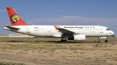 N791QQ - Airbus A320-232 - TransAsia Airways