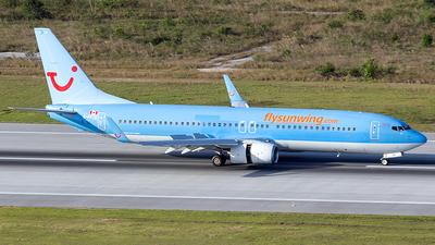 C-FPZB - Boeing 737-8K5 - Sunwing Airlines