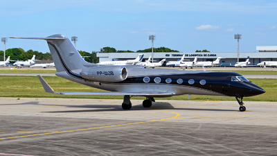 PP-WJB - Gulfstream G-IV(SP) - Colt Aviation
