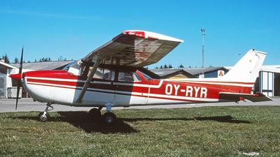 OY-RYR - Reims-Cessna F172M Skyhawk - Private