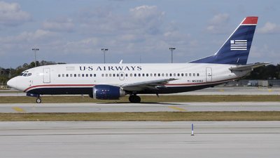 N531AU - Boeing 737-3B7 - US Airways
