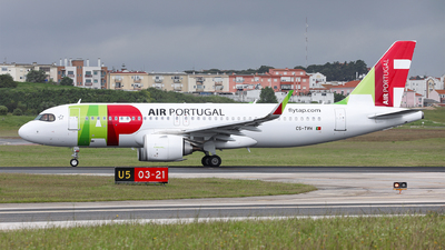 CS-TVH - Airbus A320-251N - TAP Air Portugal