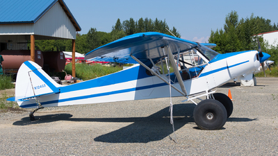 N124GS - Piper PA-18-150 Super Cub - Private