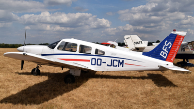 OO-JCM - Piper PA-28-181 Archer II - Belgian Flight School (BFS)