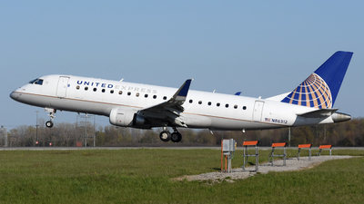 A picture of N86312 - Embraer E175LR - United Airlines - © DJ Reed - OPShots Photo Team