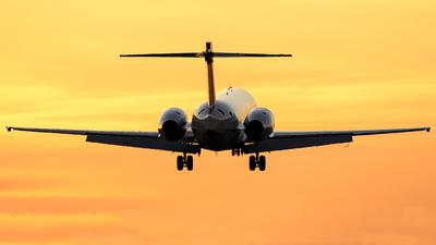 N998AT - Boeing 717-2BD - Delta Air Lines