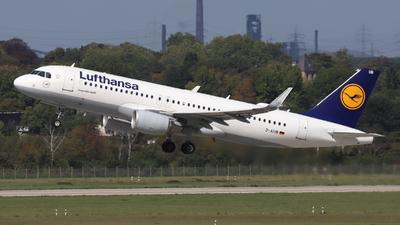 D-AIUB - Airbus A320-214 - Lufthansa