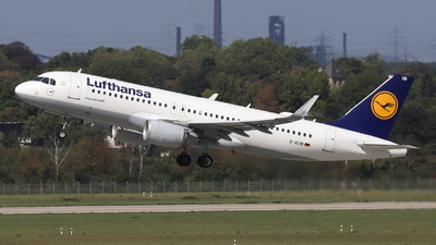 A picture of DAIUB - Airbus A320214 - Lufthansa - © Holger Eultgen
