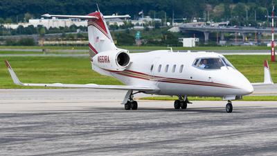 N551RA - Bombardier Learjet 55 - Private