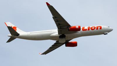 A picture of PKLEF - Airbus A330343 - Lion Air - © Clayton Ferguson
