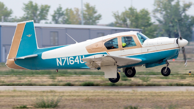 N7164U - Mooney M20C - Private