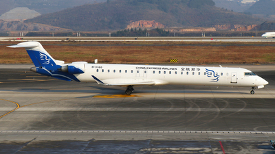 B-3380 - Bombardier CRJ-900LR - China Express Airlines