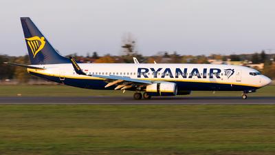 A picture of SPRSH - Boeing 7378AS - Ryanair - © Michal Furmanczak