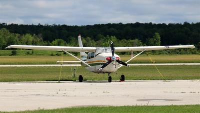 A picture of CGWIE - Cessna 205 - [2050498] - © Ben Clark