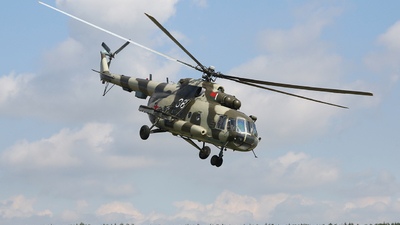 38 - Mil Mi-8MT Hip - Belarus - Air Force