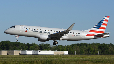 A picture of N272NN - Embraer E175LR - American Airlines - © DJ Reed - OPShots Photo Team