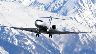 S5-SAD - Bombardier BD-700-1A10 Global 6000 - Elit Avia