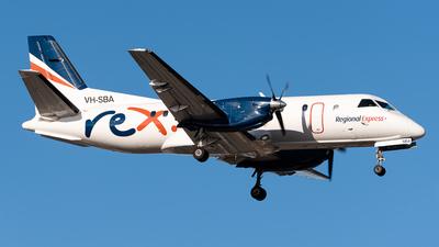 A picture of VHSBA - Saab 340B - Regional Express - © Christian Hartan