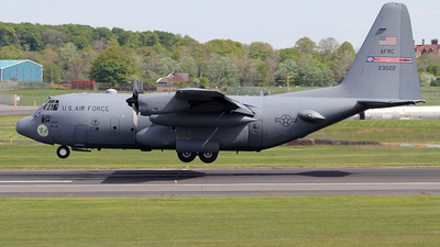 92-3022 - Lockheed C-130H Hercules - United States - US Air Force (USAF)