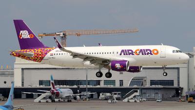SU-BUJ - Airbus A320-214 - Air Cairo