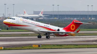 B-604A - COMAC ARJ21-700 - Chengdu Airlines