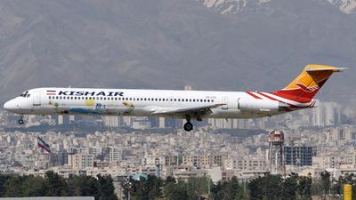 EP-LCO - McDonnell Douglas MD-83 - Kish Air