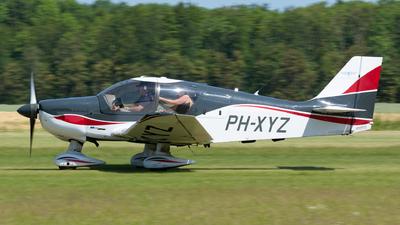 PH-XYZ - Robin DR401/155CDI - Vliegclub Rotterdam