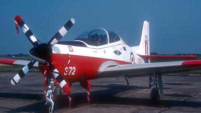 ZF372 - Short Tucano T.1 - United Kingdom - Royal Air Force (RAF)