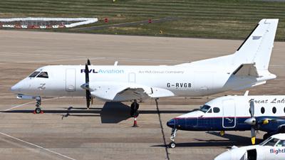 G-RVGB - Saab 340B(F) - RVL Aviation