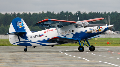 RA-68133 - PZL-Mielec An-2MC (TBC-2MC) - Siberian Aeronautical Research Institute